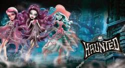 Monster High: Škola duchů SD (movie)