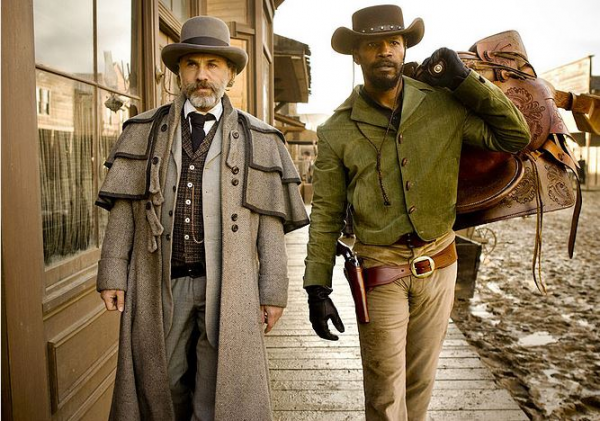 Nespoutaný Django cz HD (movie) / Django Unchained (2012)