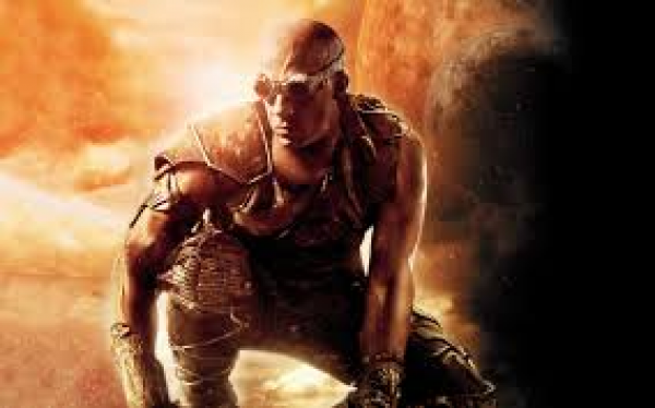 Riddick HD (movie) / Riddick (2013)